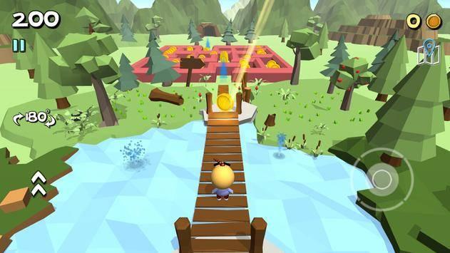 3D Maze 3 - Labyrinth Game截图0