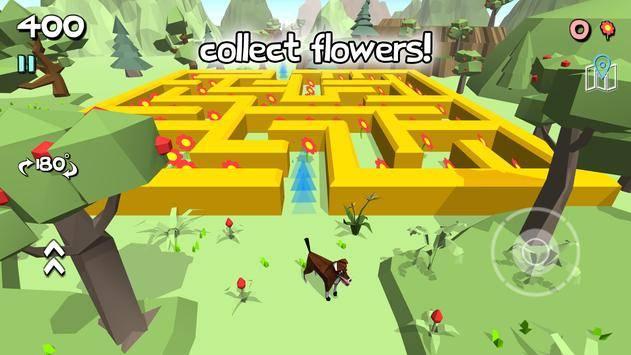 3D Maze 3 - Labyrinth Game截图4