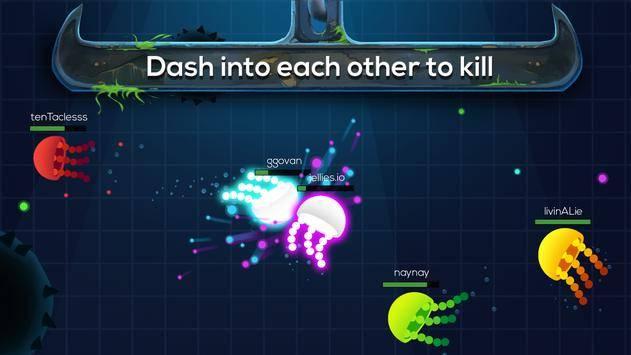 深海水母大作战截图1