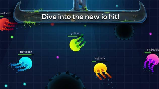 深海水母大作战截图4
