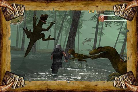 恐龙刺客截图1