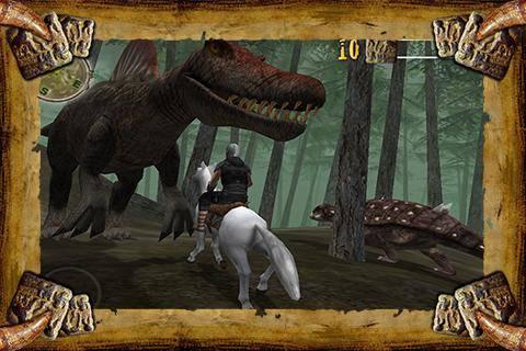 恐龙刺客截图3
