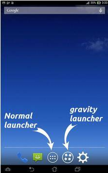 GRAVITY LAUNCHER VS