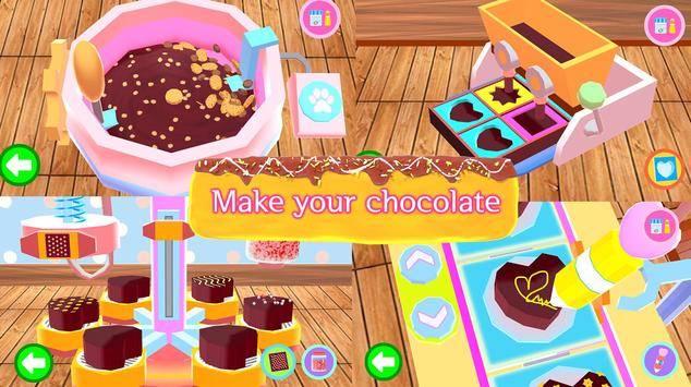 美味的巧克力店截图3