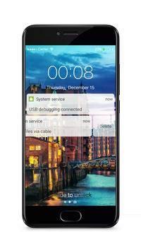 Lock Screen:OS 10 & Phone7截图0