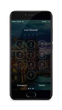 Lock Screen:OS 10 & Phone7截图1