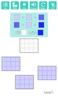 块着色拼图截图2
