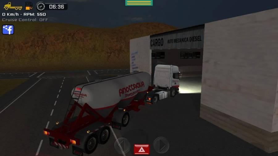 大卡车模拟器截图3