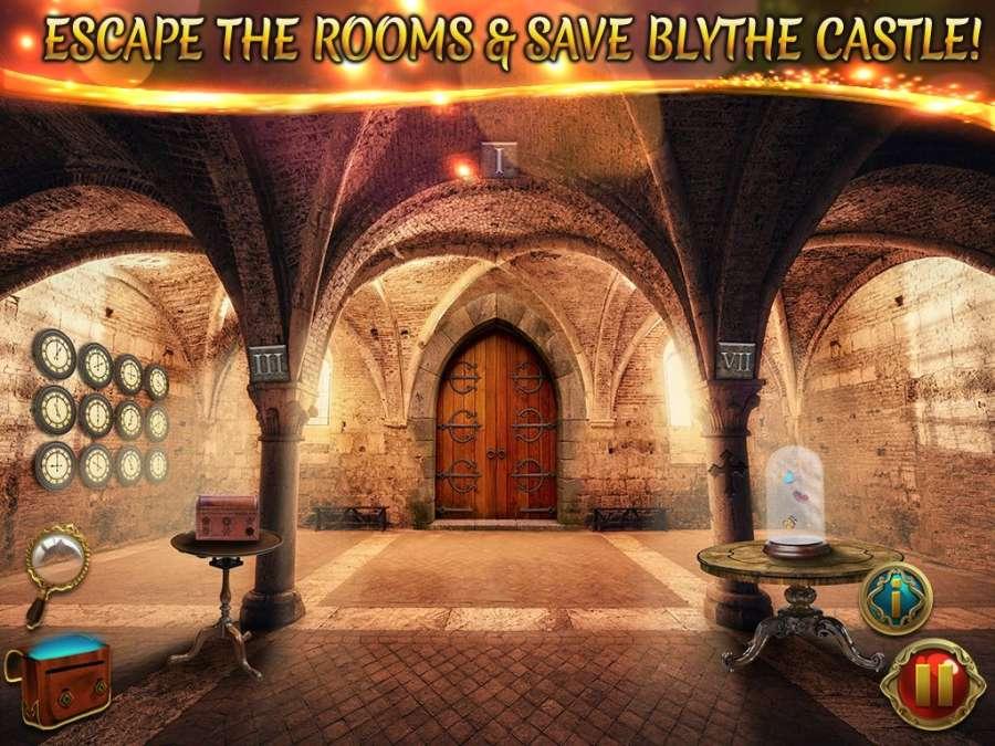 布莱斯城堡逃脱