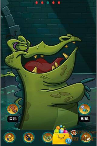 小鳄鱼爱洗澡截图3