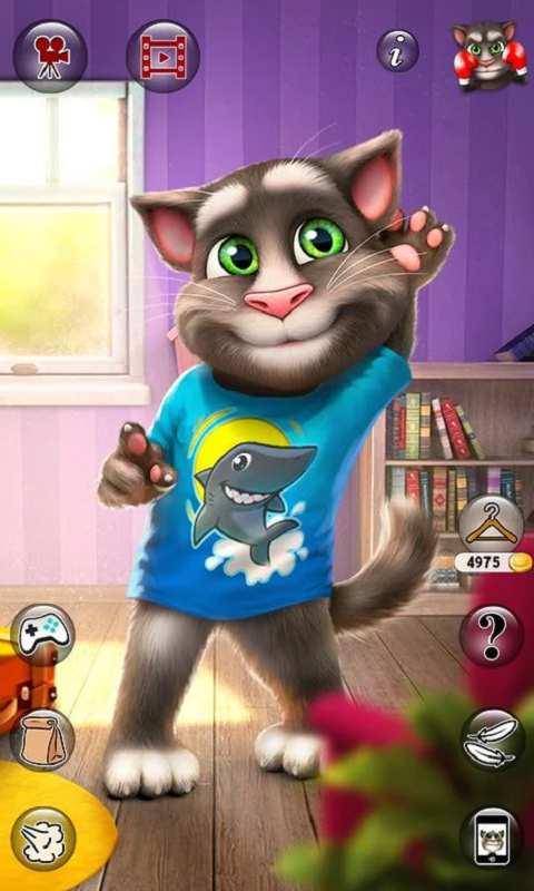 会说话的汤姆猫2截图0