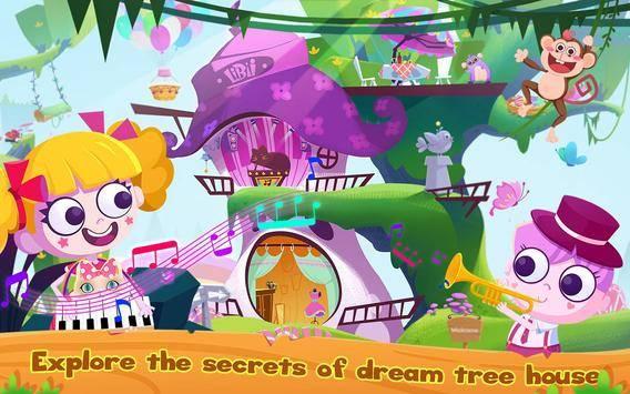 Kids Dream Tree House截图0