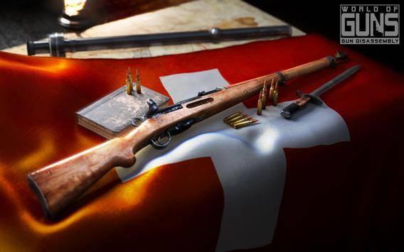 World of Guns: Gun Disassembly截图6