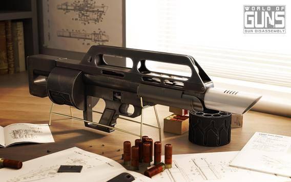 World of Guns: Gun Disassembly截图7
