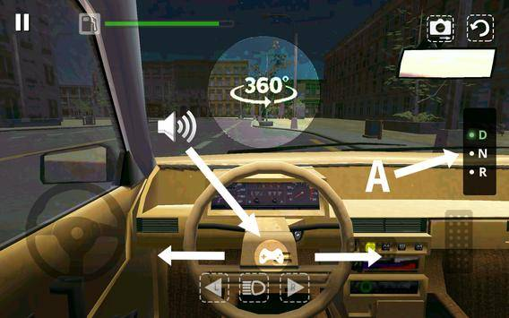 Car Simulator OG截图5