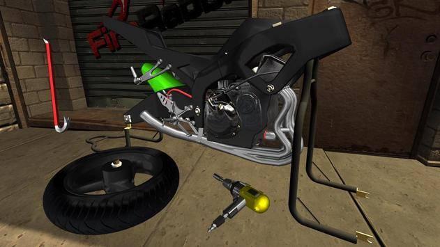 Fix My Bike: 3D Mechanic FREE截图1