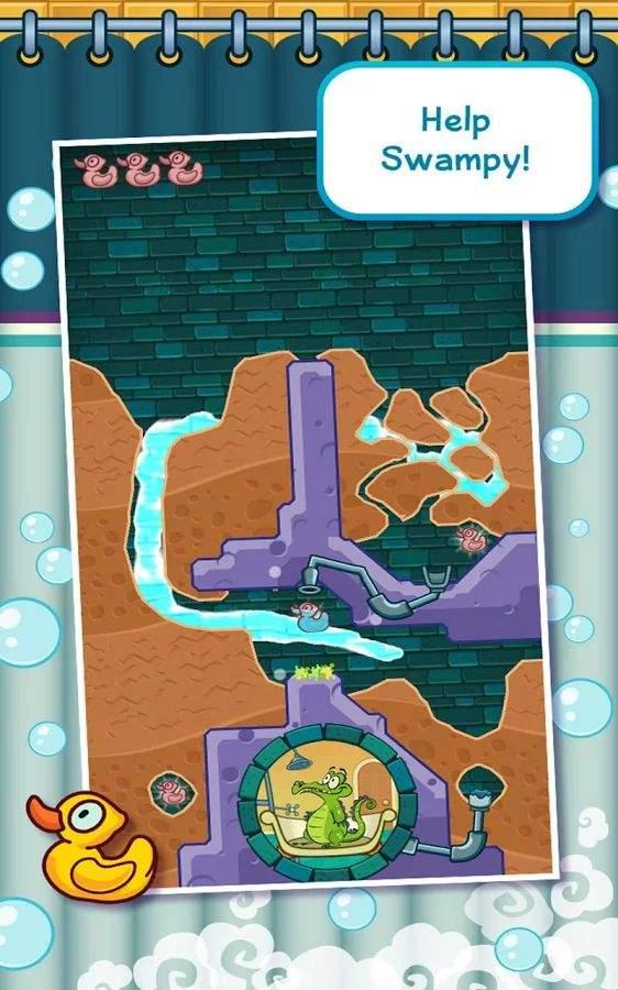 鳄鱼小顽皮爱洗澡截图2