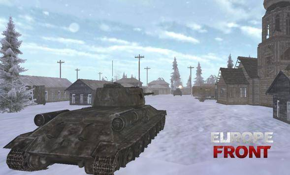 Europe Front截图5