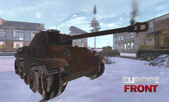 Europe Front截图6