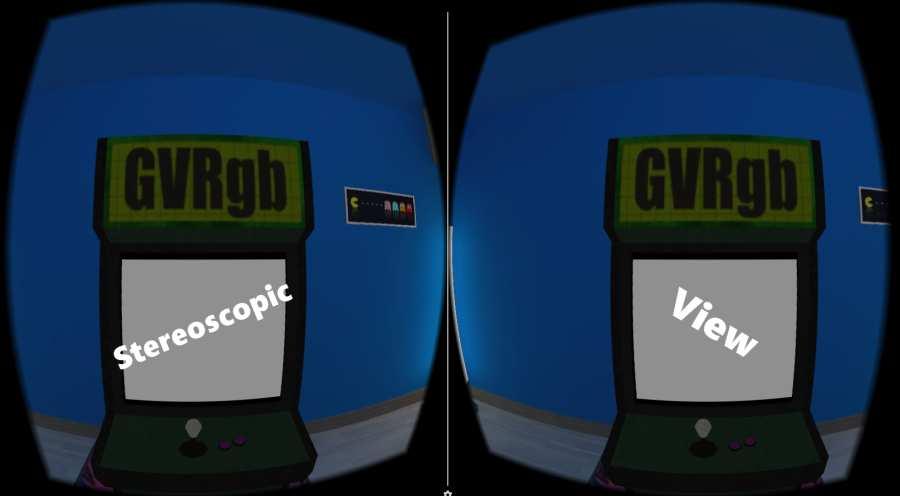 虚拟现实GB模拟器Cardboard版:GVRgb截图2