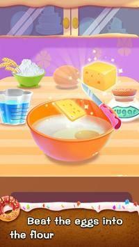 Make Donut - Kids Cooking Game截图0