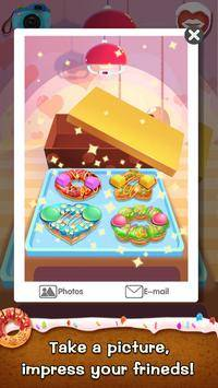 Make Donut - Kids Cooking Game截图10