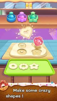 Make Donut - Kids Cooking Game截图2