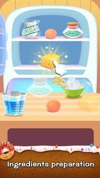 Make Donut - Kids Cooking Game截图4