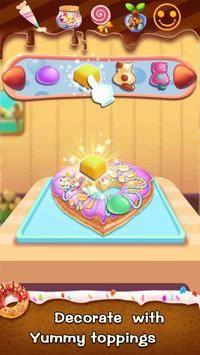 Make Donut - Kids Cooking Game截图7