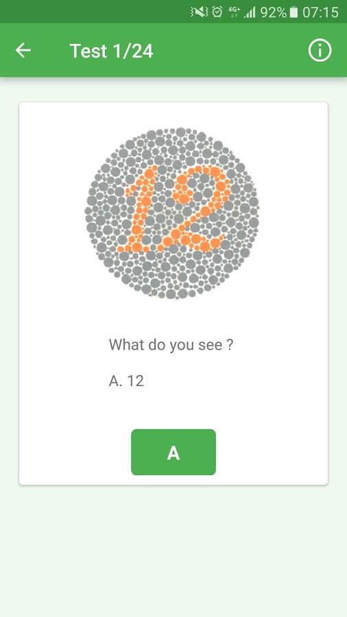 色盲测试:Color截图1