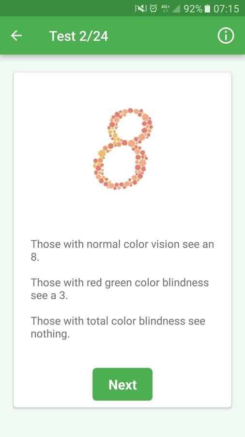 色盲测试:Color截图3