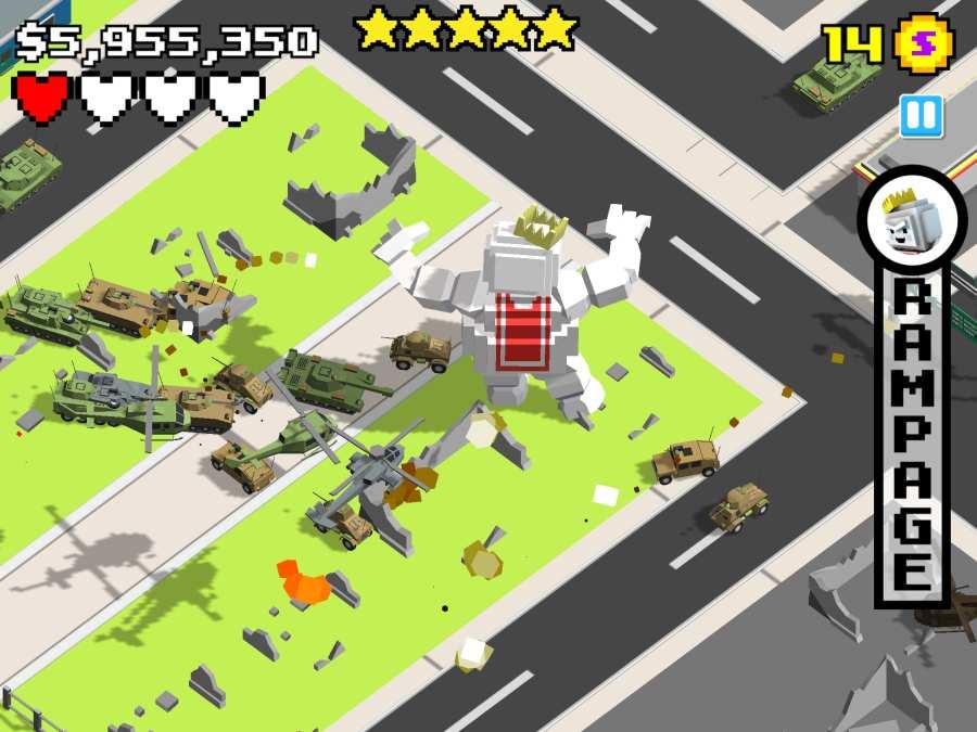 摧毁城市截图2