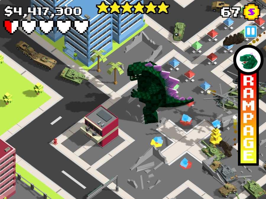 摧毁城市截图3