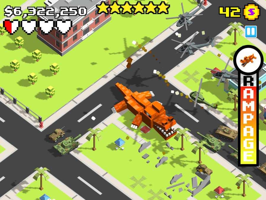摧毁城市截图4