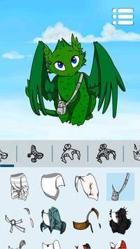 Avatar Maker: Dragons截图0