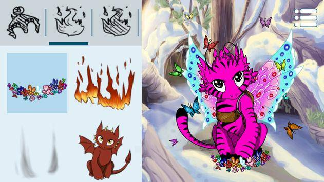 Avatar Maker: Dragons截图10