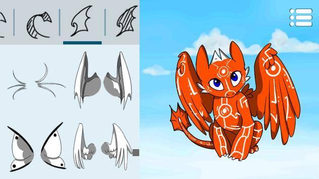 Avatar Maker: Dragons截图8
