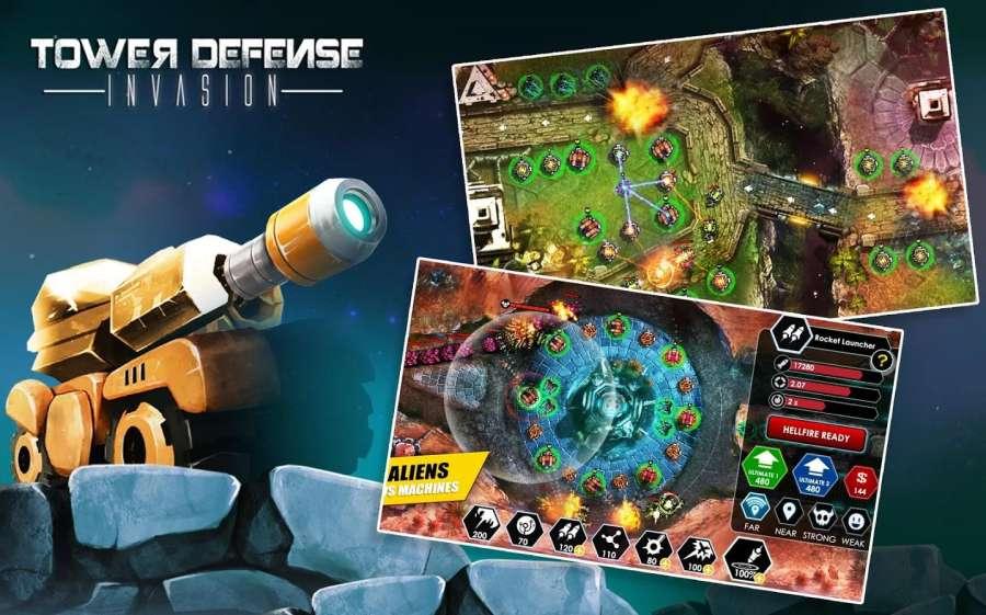 终极塔防:入侵截图4