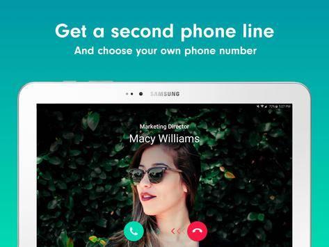 2ndLine - Second Phone Number截图4