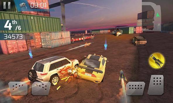 Demolition Derby 3D截图5