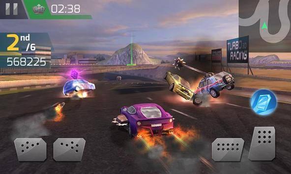 Demolition Derby 3D截图6