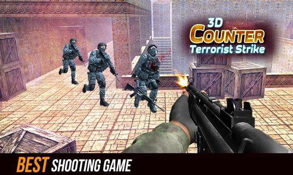 Counter Terrorist Strike 3D截图0