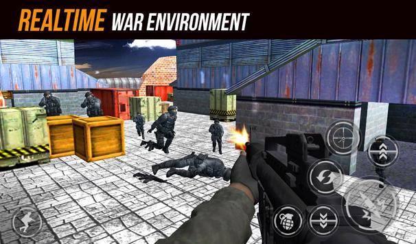 Counter Terrorist Strike 3D截图1