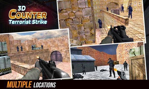 Counter Terrorist Strike 3D截图2