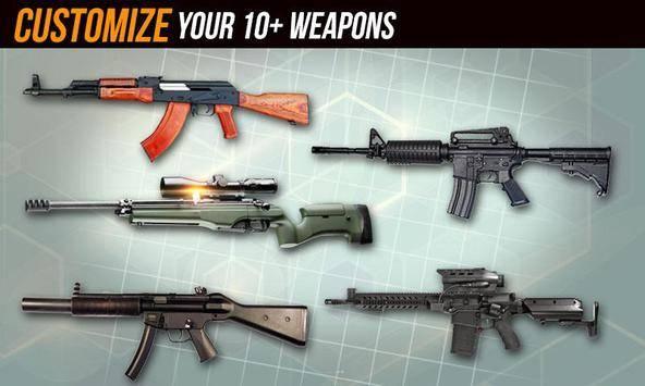 Counter Terrorist Strike 3D截图4
