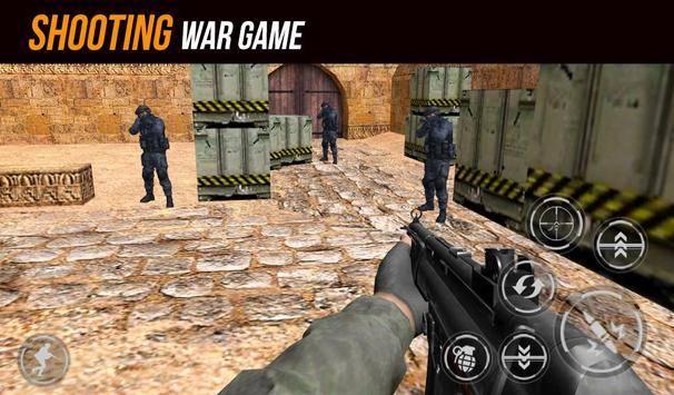 Counter Terrorist Strike 3D截图5
