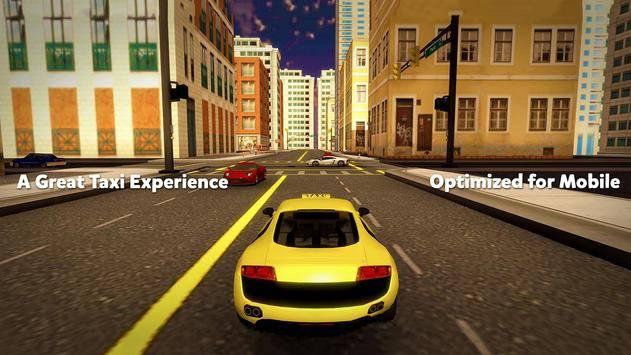 City Taxi Simulator截图3
