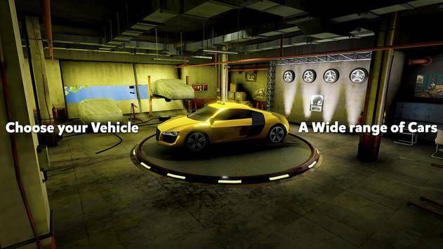 City Taxi Simulator截图5