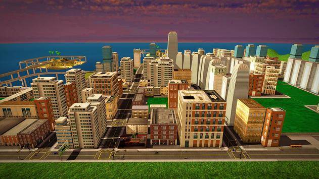 City Taxi Simulator截图6