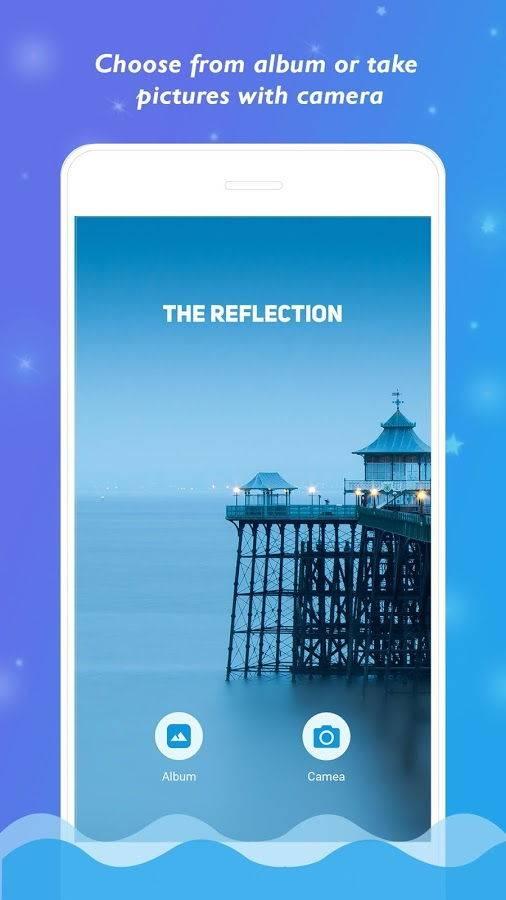 倒影特效:Reflection